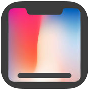 iPhoneX去除刘海软件 V1.0 ios版