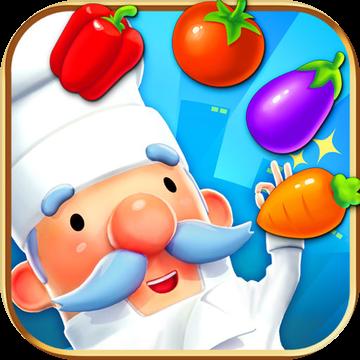 疯狂爱消厨 V1.0 苹果版