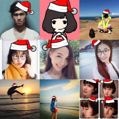 2017微信圣诞帽获取工具
