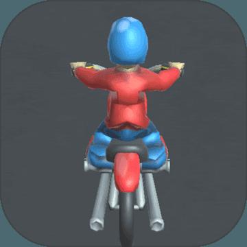 骑着摩托车回家过年 V1.0 安卓版