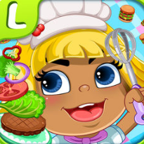 蕾昔学院宝宝餐厅物语 V1.0.0 安卓版