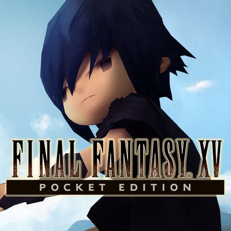 最终幻想15口袋版FINALFANTASY XV POCKET EDITION苹果版