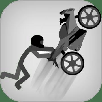 火柴人赛车跳跃 V1.0 苹果版