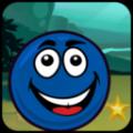 蓝色的球滚 V1.0 ios版