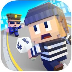 方块警察捉强盗 V1.0 苹果版