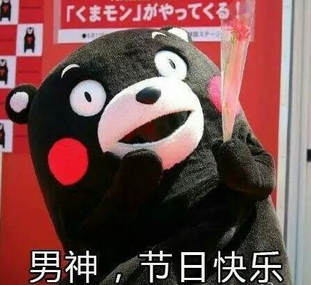 熊本熊父亲节专用表情包电脑版