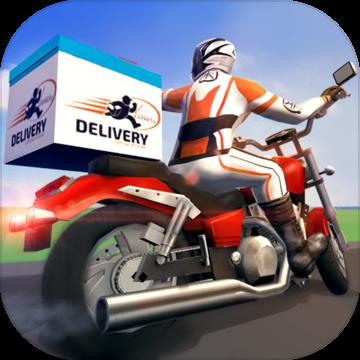 摩托骑手:快递小哥 V1.0 安卓版
