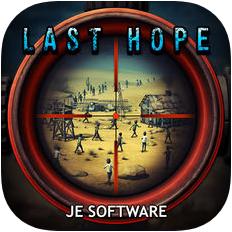 最后的希望狙击手:僵尸大战 V5.01 苹果版