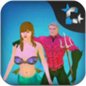 美人鱼家庭模拟器 V1.0 安卓版