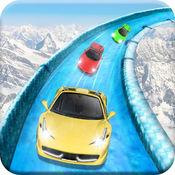 冷冻水滑道赛车 V1.8 破解版
