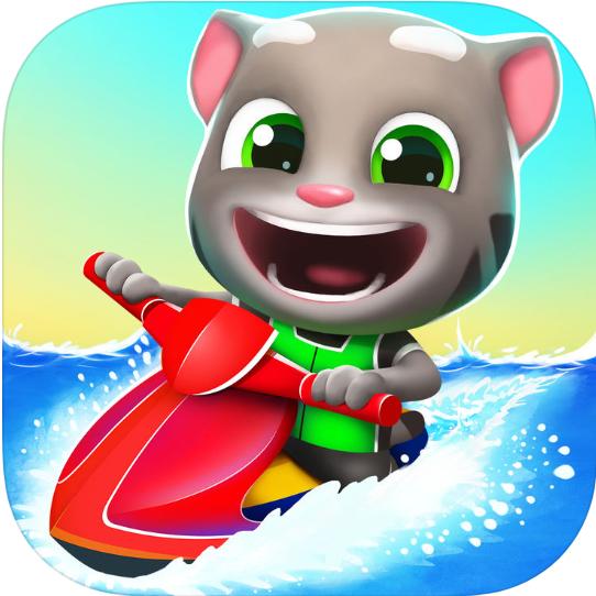 汤姆猫的摩托艇2 V1.1.2 苹果版
