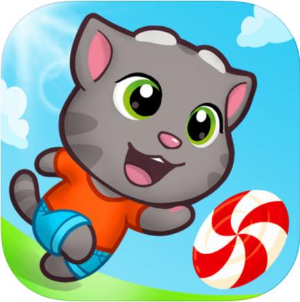 汤姆猫快跑 V1.3 苹果版