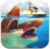 饥饿的双头鲨 V4.6 破解版