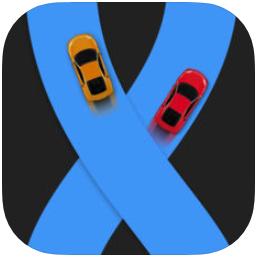赛车飞跃 V1.0 苹果版