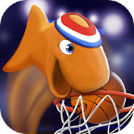 金鱼篮球梦 V1.4 汉化版