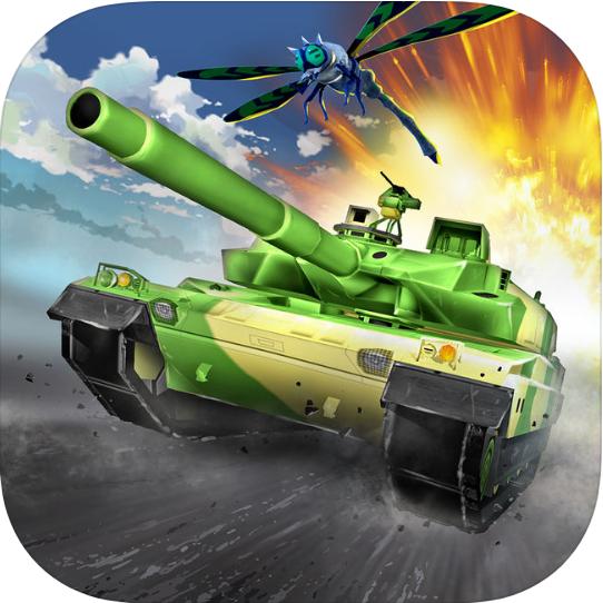 灭虫战车 V1.0 苹果版