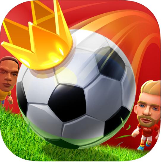 世界足球之王 V1.10 苹果版