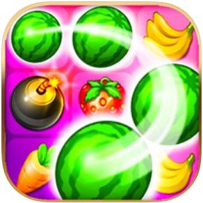 水果消消乐对对碰粉碎传奇 V2.0 苹果版