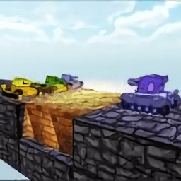 Tiny Tank Warfare V1.33 破解版
