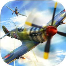 战机轰炸二战(Warplanes WW2 Dogfight) V1.0 iOS版