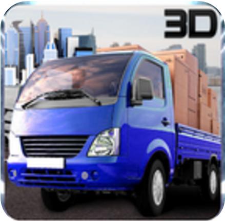 迷你驱动卡车运输3D V1.2 破解版