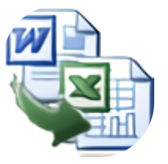 Batch Word to Excel Converter V2018.10.1011.2557 最新版