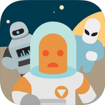宇宙赛跑(Cosmo Race) V1.3.08 苹果版