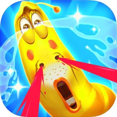爆笑虫子跑酷 V1.1 苹果版