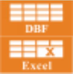 DBF文件转换成excel工具(DbfToExcel) V1.2 官方版