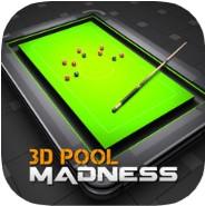 疯狂桌球3D(3D Pool Madness) V1.5 iOS版