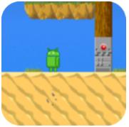 小绿人海岛大冒险 V1.0 安卓版