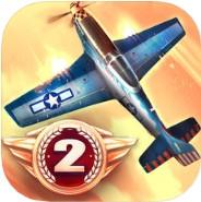 搏击长空风暴特工队2(Sky Gamblers Storm Raiders 2) V1.1.2 iOS版