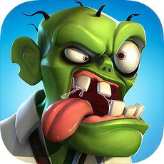 僵尸冲突2:亚特兰蒂斯的入侵 V1.0.1 苹果版