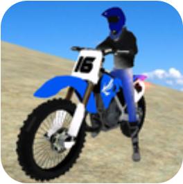 摩托车越野3D V1.0 安卓版
