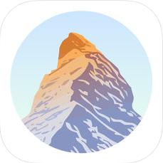 山峰�R�e和�敉馔讲街�手(PeakVisor) V2.24 �O果版