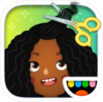 抖音托卡美发沙龙3(Toca Hair Salon 3) V1.2.3 苹果版