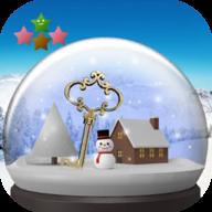 逃脱游戏雪球体和雪景最新版下载 逃脱游戏雪球体和雪景手游安卓版下载V1.0.1