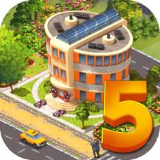 岛屿城市5 V1.0 苹果版
