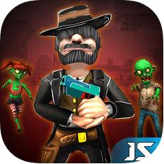 牛仔僵尸生存英雄 V1.0 苹果版