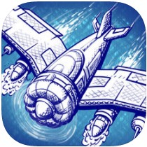 涂鸦空战(Doodle Combat) V1.0 iOS版