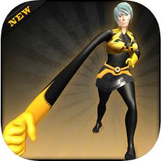 弹性超级英雄战争 V1.1 苹果版