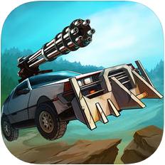 僵尸德比2(Zombie Derby 2) V1.0.5 苹果版