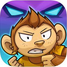 超级跑酷猴(Super Monkey Run) V1.3 苹果版