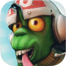 僵尸毁灭者(Z Buster) V1.4 苹果版