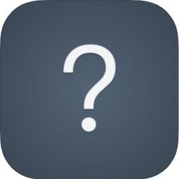 普鲁斯特问卷(Proust Questionnaire) V1.0 苹果版