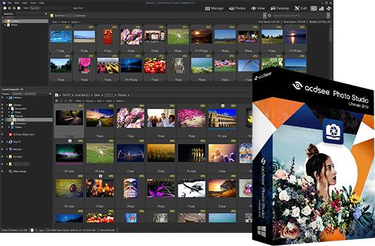 ACDSee Photo Studio Ultimate 2019截图