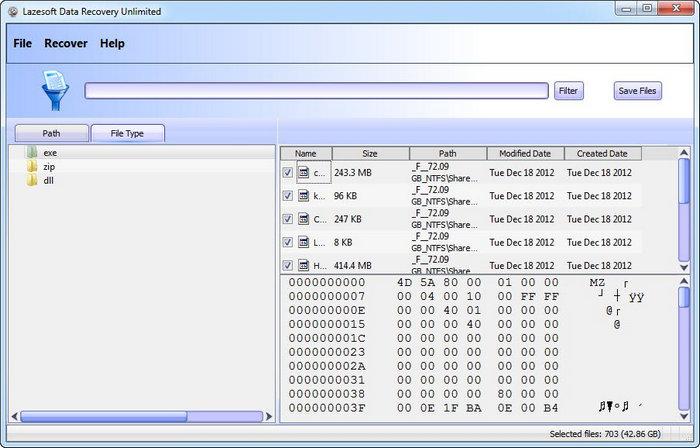 Lazesoft Data Recovery 4.3.1 无限注册版