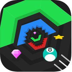 球球穿梭隧道 V1.0 苹果版