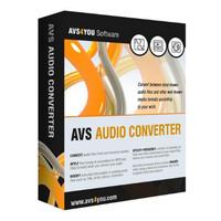 AVS Audio Converter V9.0.1.590 破解版
