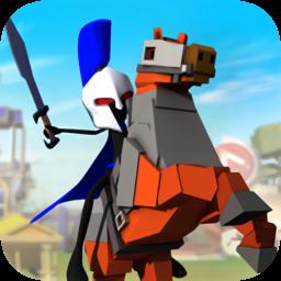 火柴人希腊勇士城堡战争 V5.0 安卓版